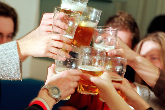 Are Most College Students Alcoholics?